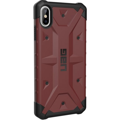 iPhone XS Max Handyhülle UAG Pathfinder Case - Carmine