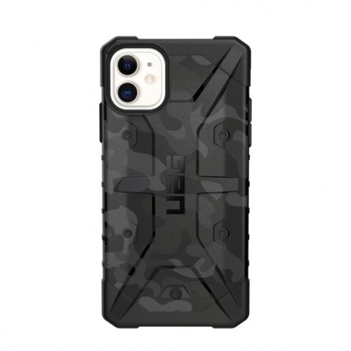 iPhone 11 Handyhülle UAG Pathfinder Case - Midnight camo