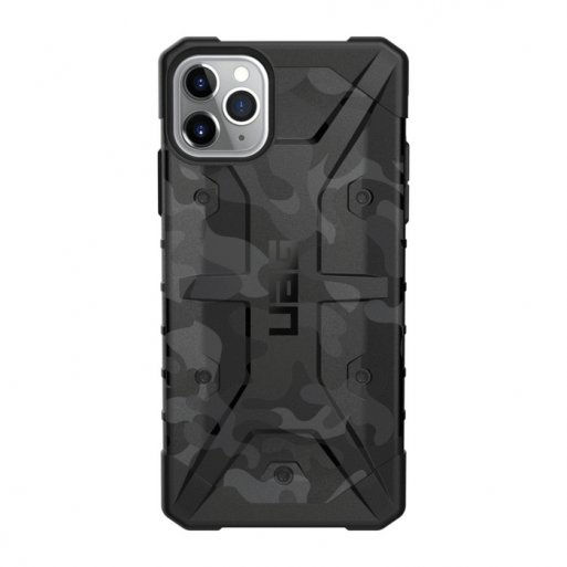 iPhone 11 Pro Max Handyhülle UAG Pathfinder Case - Midnight camo