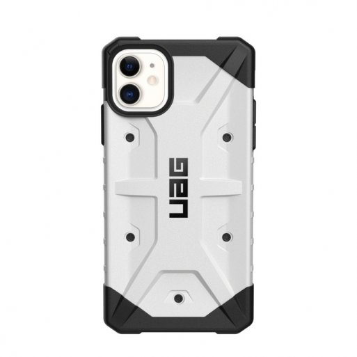 iPhone 11 Handyhülle UAG Pathfinder Case - White