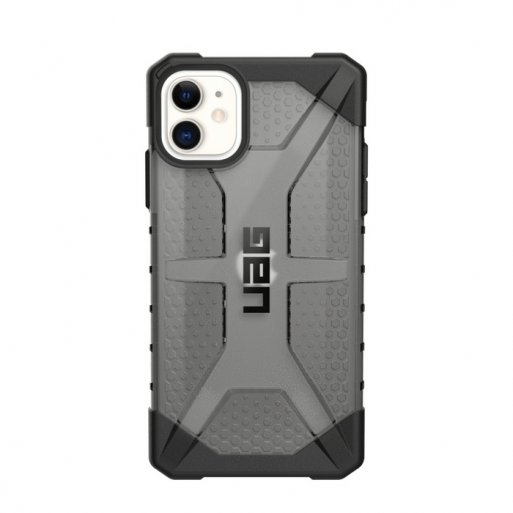 iPhone 11 Handyhülle UAG Plasma Case - Ash