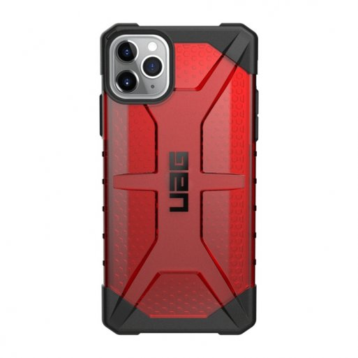 iPhone 11 Pro Max Handyhülle UAG Plasma Case - Magma