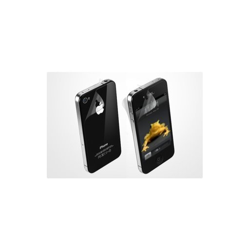 iPhone 5S Schutzfolie Wrapsol Ultra XTREME - Transparent